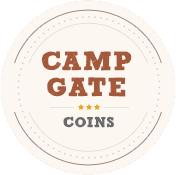 Camp Gate Coins